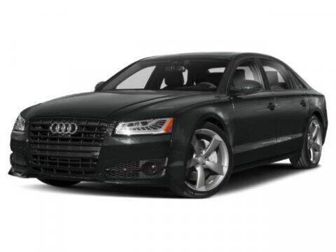 2018 Audi A8 L for sale at DeluxeNJ.com in Linden NJ