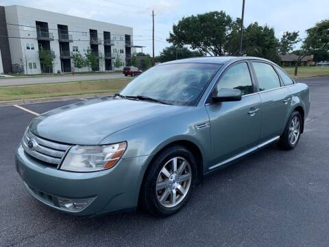 2008 Ford Taurus for sale at Bells Auto Sales in Austin TX