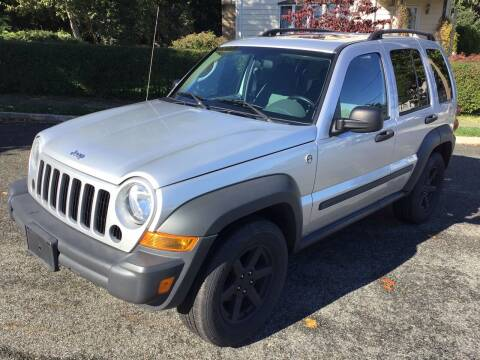 2006 Jeep Liberty for sale at Bromax Auto Sales in South River NJ