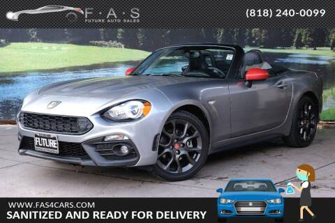 2017 FIAT 124 Spider for sale at Best Car Buy in Glendale CA