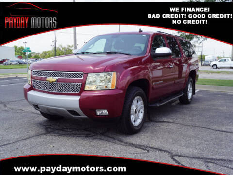 2007 Chevrolet Suburban for sale at Payday Motors in Wichita KS