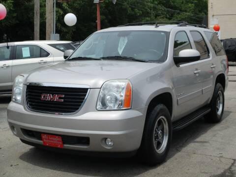 2009 GMC Yukon for sale at Bill Leggett Automotive, Inc. in Columbus OH