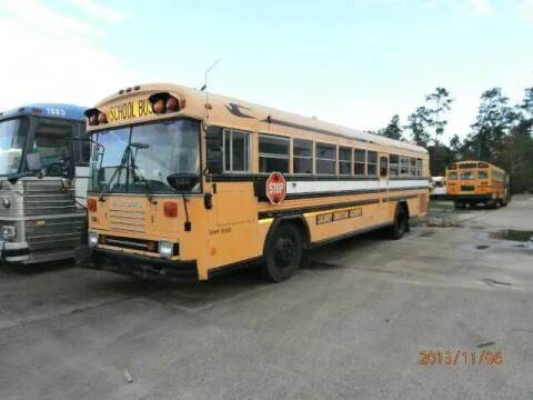 1997 Blue Bird TC2000 for sale at Interstate Bus Sales Inc. - INTERSTATE BUS SALES INC in Kingsville TX