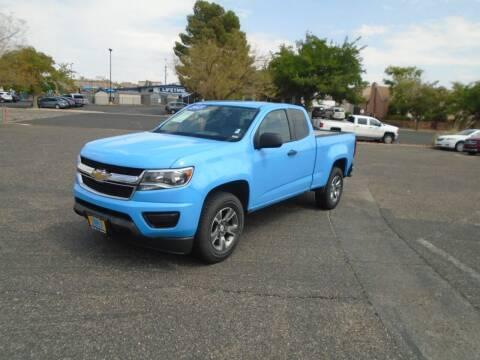 2015 Chevrolet Colorado for sale at Team D Auto Sales in Saint George UT
