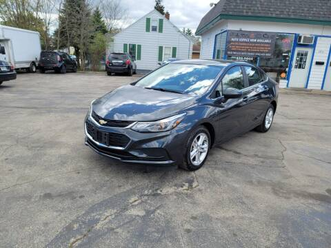 2017 Chevrolet Cruze for sale at MOE MOTORS LLC in South Milwaukee WI