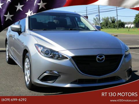 2015 Mazda MAZDA3 for sale at RT 130 Motors in Burlington NJ