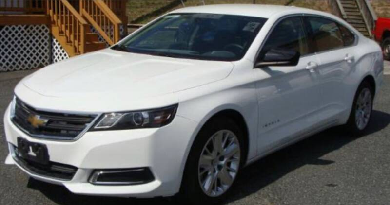2016 Chevrolet Impala for sale at Trimax Auto Group in Baltimore MD