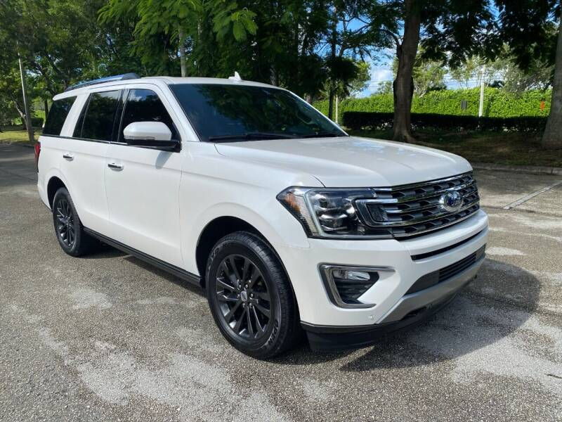 2019 Ford Expedition for sale at DELRAY AUTO MALL in Delray Beach FL