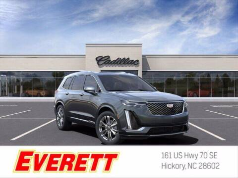 2021 Cadillac XT6 for sale at Everett Chevrolet Buick GMC in Hickory NC