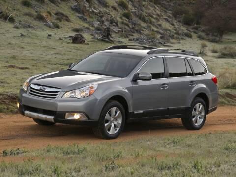 2010 Subaru Outback for sale at Bill Gatton Used Cars - BILL GATTON ACURA MAZDA in Johnson City TN