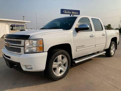 2012 Chevrolet Silverado 1500 for sale at Keller Motors in Palco KS