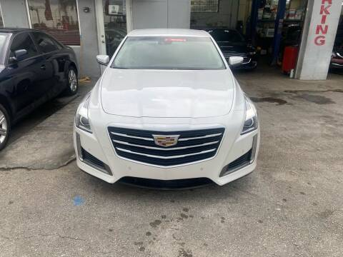 2015 Cadillac CTS for sale at America Auto Wholesale Inc in Miami FL