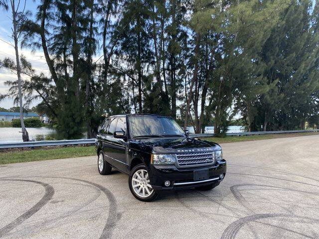 2010 Land Rover Range Rover for sale at Exclusive Impex Inc in Davie FL