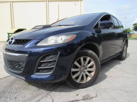 2010 Mazda CX-7 for sale at Easy Deal Auto Brokers in Hollywood FL