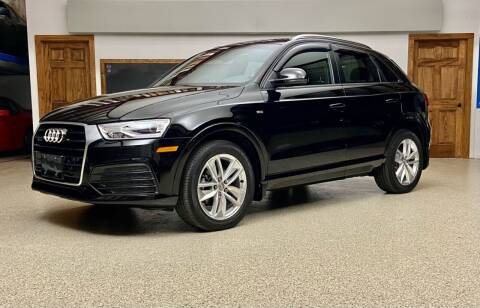 2018 Audi Q3 for sale at EuroMotors LLC in Lee MA