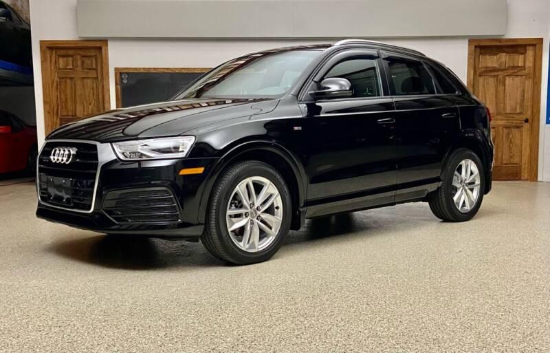 2018 Audi Q3 for sale at EuroMotors LLC in Lee MA