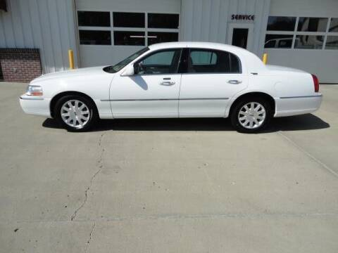 2009 Lincoln Town Car for sale at Quality Motors Inc in Vermillion SD