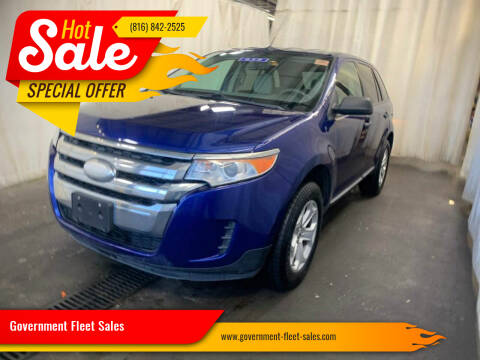 2013 Ford Edge for sale at Government Fleet Sales in Kansas City MO