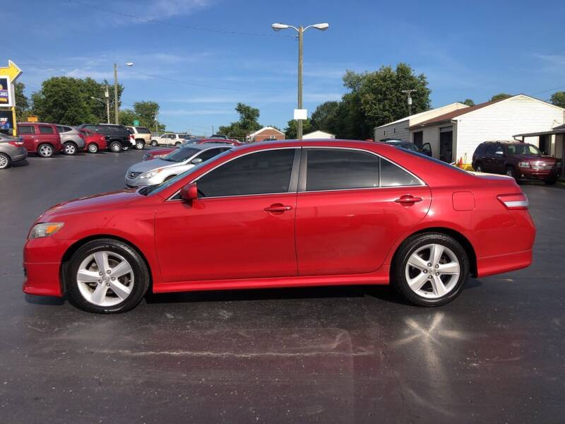 2010 Toyota Camry for sale at Rucker's Auto Sales Inc. in Nashville TN