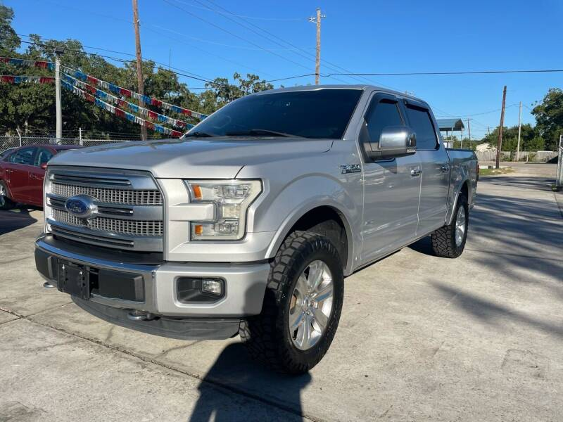 2015 Ford F-150 for sale at H3 MOTORS in Dickinson TX