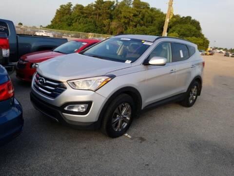2014 Hyundai Santa Fe Sport for sale at FLORIDA CAR TRADE LLC in Davie FL