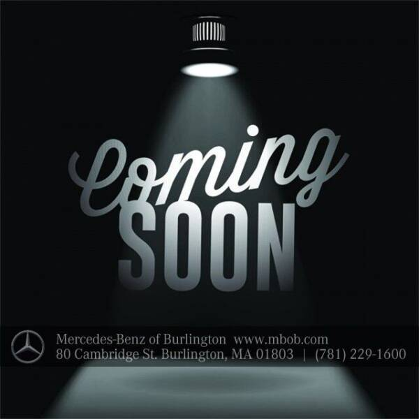 2019 Mercedes-Benz AMG GT for sale at Mercedes Benz of Burlington in Burlington MA