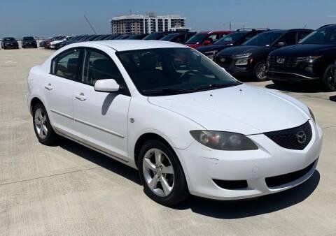 2004 Mazda MAZDA3 for sale at Cobalt Cars in Atlanta GA
