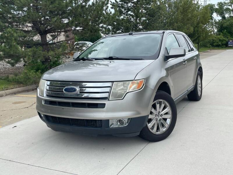 2008 Ford Edge for sale at A & R Auto Sale in Sterling Heights MI