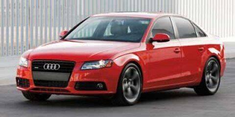 2011 Audi A4 for sale at DAVID McDAVID HONDA OF IRVING in Irving TX