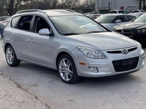 2012 Hyundai Elantra Touring for sale at AWESOME CARS LLC in Austin TX