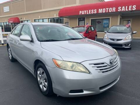 2008 Toyota Camry for sale at Payless Motor Sales LLC in Burlington NC