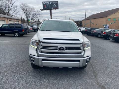 2014 Toyota Tundra for sale at YASSE'S AUTO SALES in Steelton PA