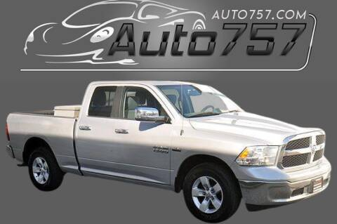 2014 RAM Ram Pickup 1500 for sale at Auto 757 in Norfolk VA
