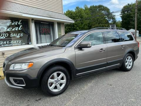 2011 Volvo XC70 for sale at Real Deal Auto Sales in Auburn ME