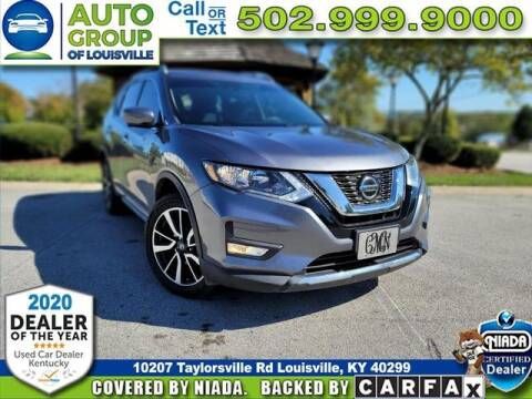 2019 Nissan Rogue for sale at Auto Group of Louisville in Louisville KY