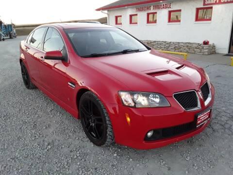 2008 Pontiac G8 for sale at Sarpy County Motors in Springfield NE