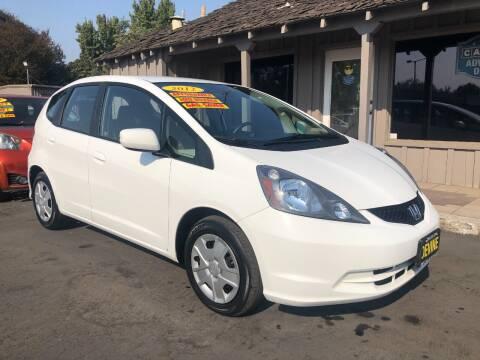 2012 Honda Fit for sale at Devine Auto Sales in Modesto CA