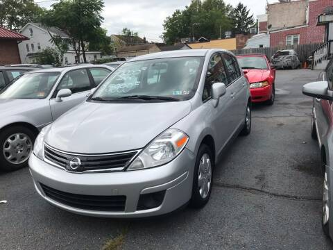 2012 Nissan Versa for sale at Chambers Auto Sales LLC in Trenton NJ