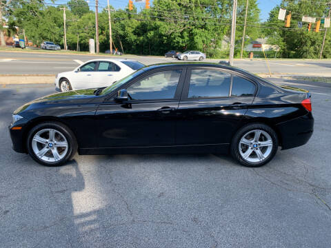 2015 BMW 3 Series for sale at Simple Auto Solutions LLC in Greensboro NC