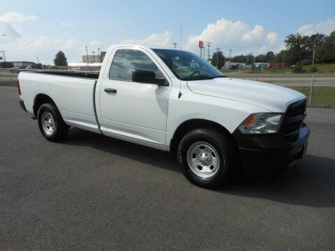 2019 RAM Ram Pickup 1500 Classic for sale at Benton Truck Sales in Benton AR