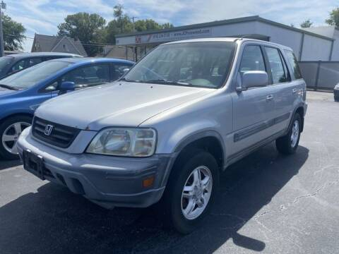 2001 Honda CR-V for sale at JC Auto Sales Inc in Belleville IL