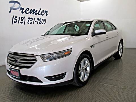 2015 Ford Taurus for sale at Premier Automotive Group in Milford OH