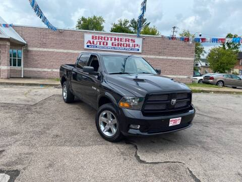 2010 Dodge Ram Pickup 1500 for sale at Brothers Auto Group in Youngstown OH