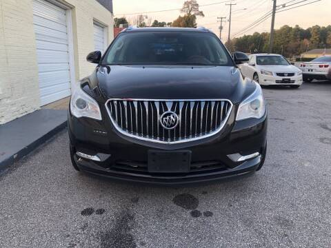 2013 Buick Enclave for sale at RVA Automotive Group in North Chesterfield VA