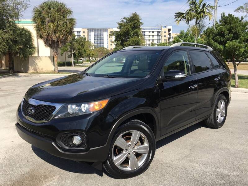 2012 Kia Sorento for sale at FIRST FLORIDA MOTOR SPORTS in Pompano Beach FL