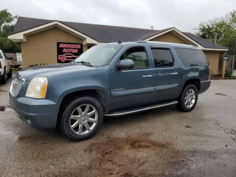 2007 GMC Yukon XL for sale at Brocker Autos in Humble TX