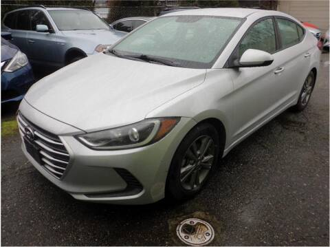 2018 Hyundai Elantra for sale at Klean Carz in Seattle WA