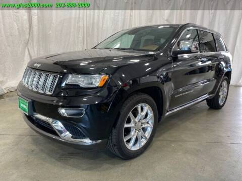 2016 Jeep Grand Cherokee for sale at Green Light Auto Sales LLC in Bethany CT
