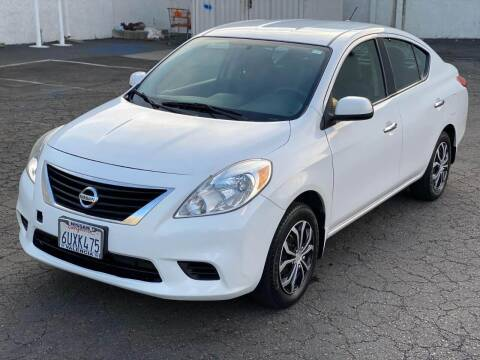 2012 Nissan Versa for sale at Gold Coast Motors in Lemon Grove CA