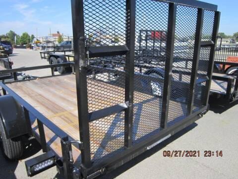 2022 STAG 6 X 12 GATED for sale at Bitner Motors in Pittsburg KS